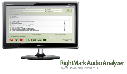 RightMark-Audio-Analyzer