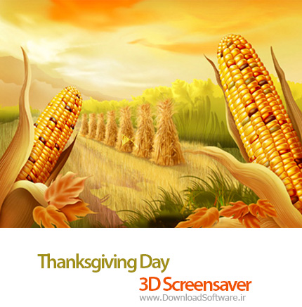 Thanksgiving-Day-3D-Screensaver