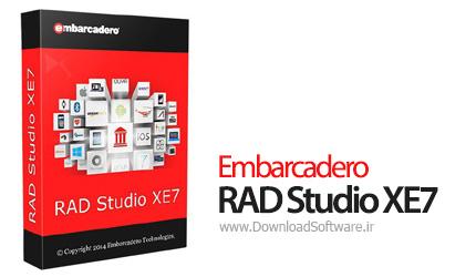 دانلود Embarcadero RAD Studio برنامه محیط توسعه برنامه های کاربردی به زبان های Delphi و C++