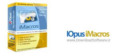 IOpus-iMacros