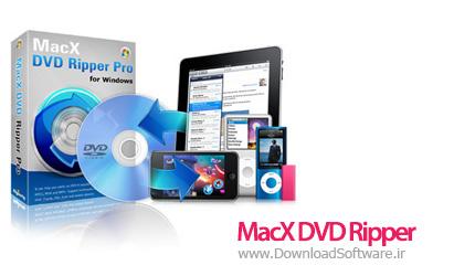 دانلود نرم افزار MacX DVD Ripper Pro - مبدل DVD به فرمتهای دیگر