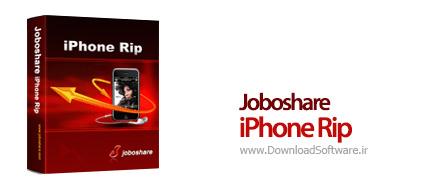 Joboshare-iPhone-Rip