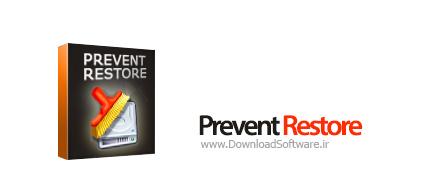 دانلود نرم افزار Prevent Restore برنامه پاک کردن دائمی فایل ها