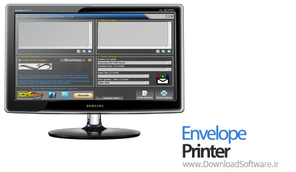 Envelope-Printer