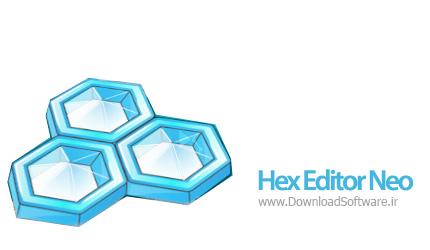 دانلود نرم افزار Hex Editor Neo - برنامه ویرایش فایل به صورت هگزا دسیمال