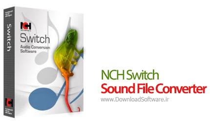 nch audio converter