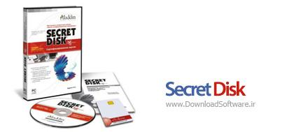 دانلود نرم افزار Secret Disk - برنامه درایو شخصی در ویندوز