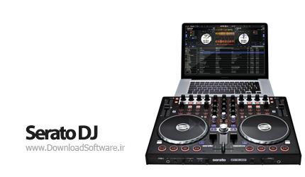 دانلود نرم افزار Serato DJ - نرم افزار میکس موزیک