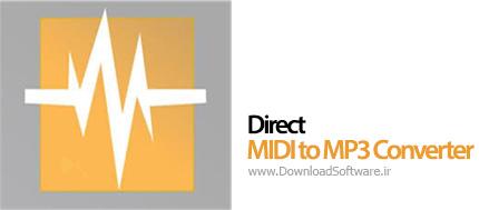 Direct-MIDI-to-MP3-Converter