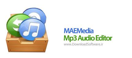 MAEMedia-Mp3-Audio-Editor