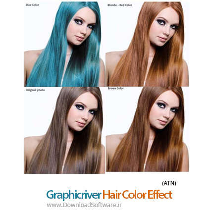 Graphicriver-Hair-Color-Effect