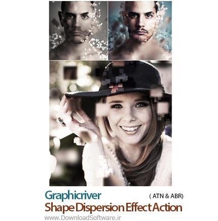 Graphicriver-Shape-Dispersion-Effect-Action
