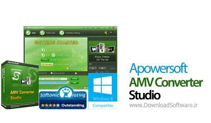 Apowersoft-AMV-Converter-Studio