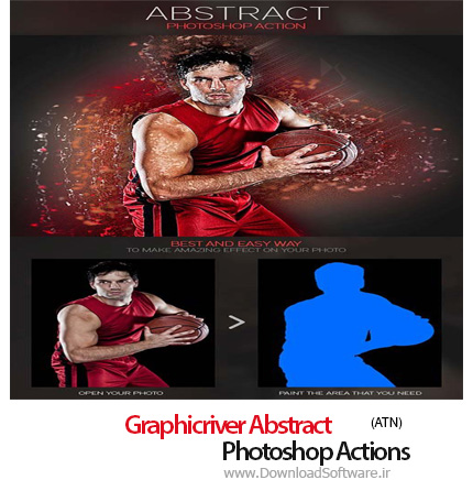 Graphicriver-Abstract-Photoshop-Action
