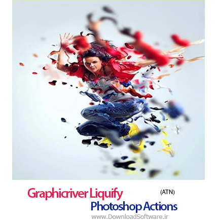 Graphicriver-Liquify-Photoshop-Action