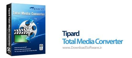 دانلود نرم افزار Tipard Total Media Converter برنامه مبدل ویدئویی