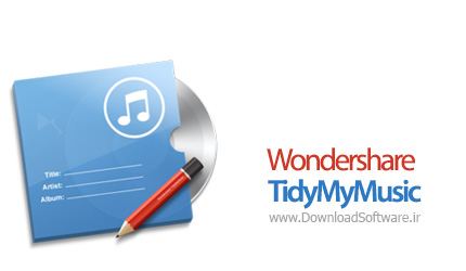 Wondershare-TidyMyMusic