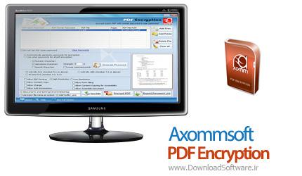 Axommsoft-PDF-Encryption