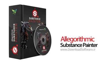 Allegorithmic-Substance-Painter