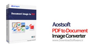 Aostsoft-PDF-to-Document-Image-Converter