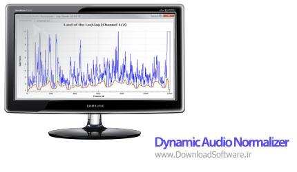 Dynamic-Audio-Normalizer