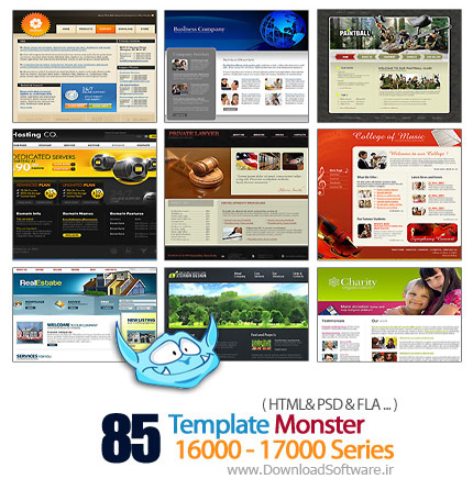 Template-Monster-16000-17000-Series