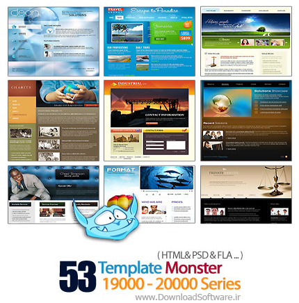 Template-Monster-19000-20000-Series
