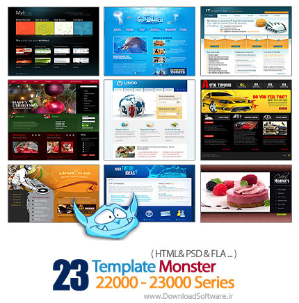 Template-Monster-22000-23000-Series