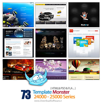 Template-Monster-24000-25000-Series