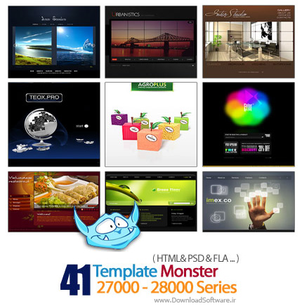 Template-Monster-27000-28000-Series