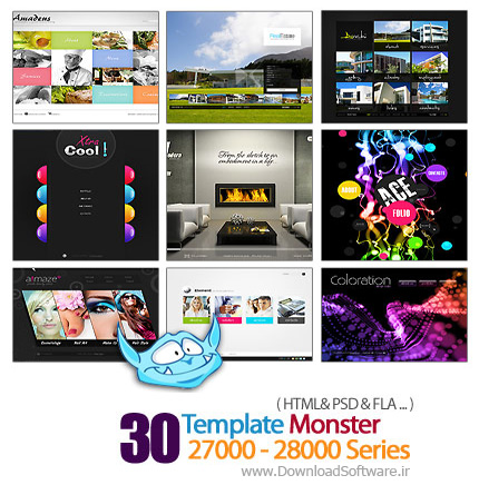 Template-Monster-29000-30000-Series