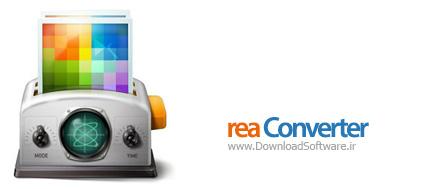 دانلود نرم افزار reaConverter Pro Edition + Standard - بهترین برنامه مبدل تصاویر