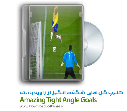 Amazing-Tight-Angle-Goals