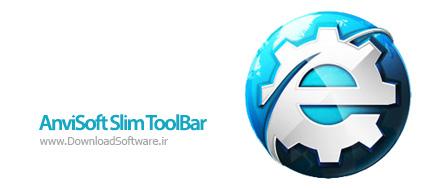 AnviSoft-Slim-ToolBar