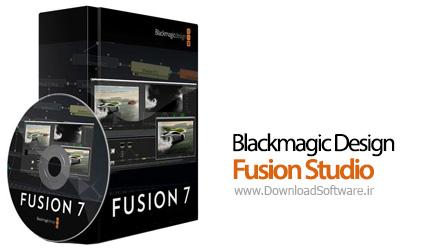 دانلود نرم افزار Blackmagic Design Fusion Studio - برنامه فیلم سازی حرفه ای