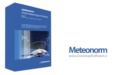 دانلود Meteonorm – دسترسی به پایگاه داده وسیعی از اطلاعات اقلیمی