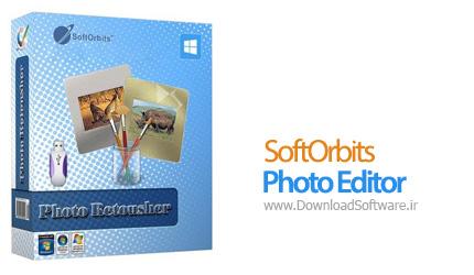 دانلود نرم افزار SoftOrbits Photo Editor - برنامه مدیریت و ویرایش تصاویر
