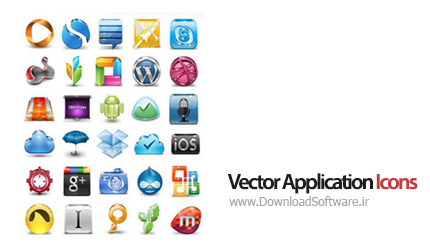 Vector-Application-Icons