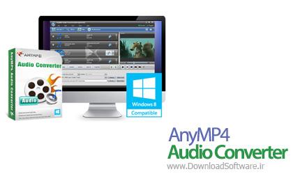 دانلود AnyMP4 Audio Converter نرم افزار مبدل صوتی