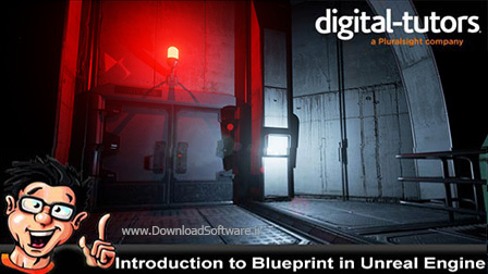 Digital-Tutors-–-Introduction-to-Blueprint-in-Unreal-Engine