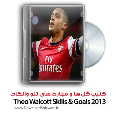 Theo-Walcott-Skills-&-Goals-2013