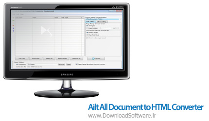 Ailt-All-Document-to-HTML-Converter