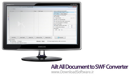Ailt-All-Document-to-SWF-Converter