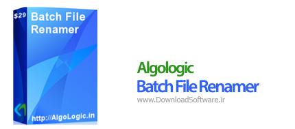 Algologic-Batch-File-Renamer