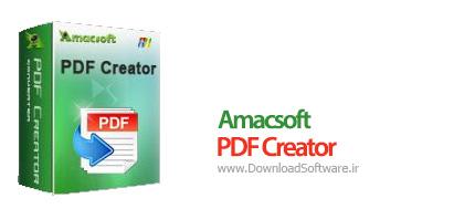Amacsoft-PDF-Creator