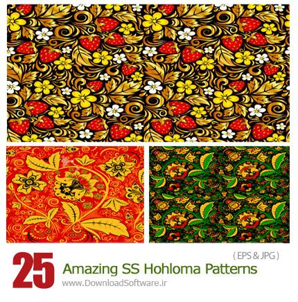Amazing-ShutterStock-Hohloma-Patterns