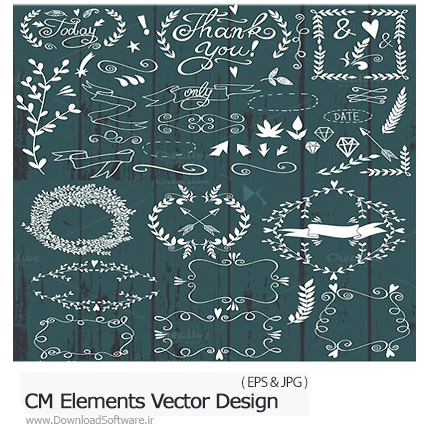 CM-Elements-Vector-Design