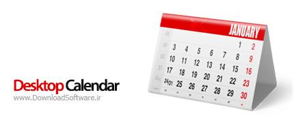 Desktop-Calendar