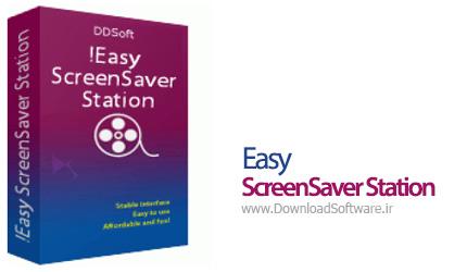 Easy-ScreenSaver-Station