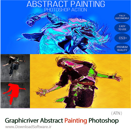 Graphicriver-Abstract-Painting-Photoshop-Action